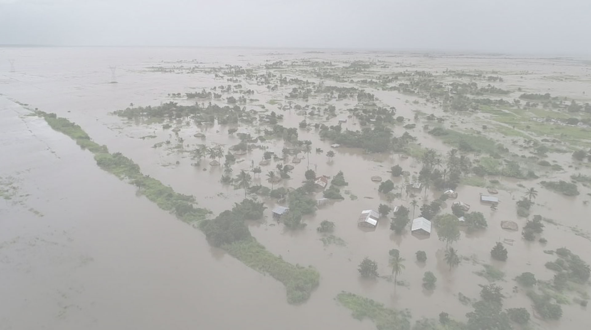 Cyclone Idai Devestation