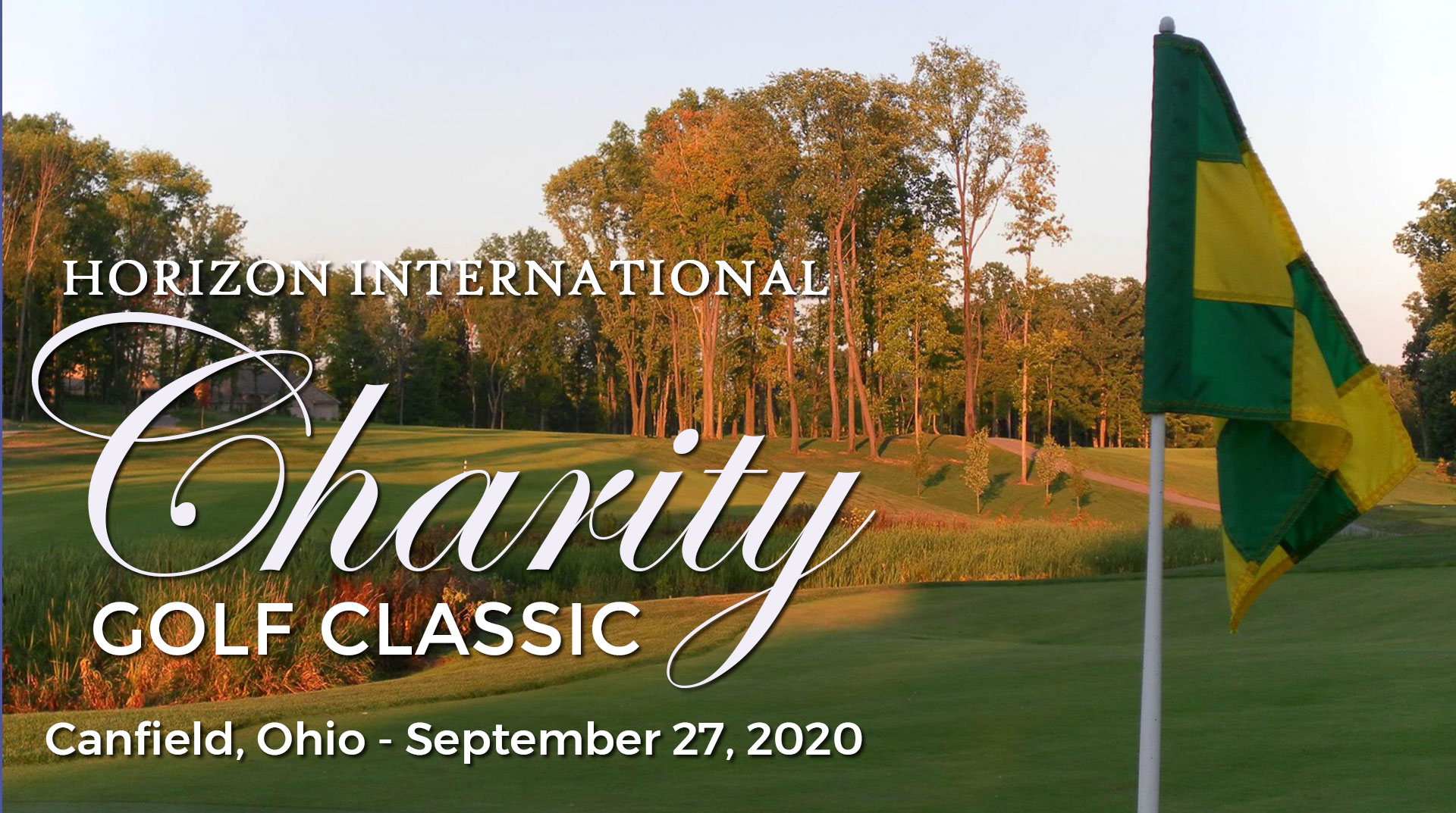 Charity Golf Classic - Canfield, OH
